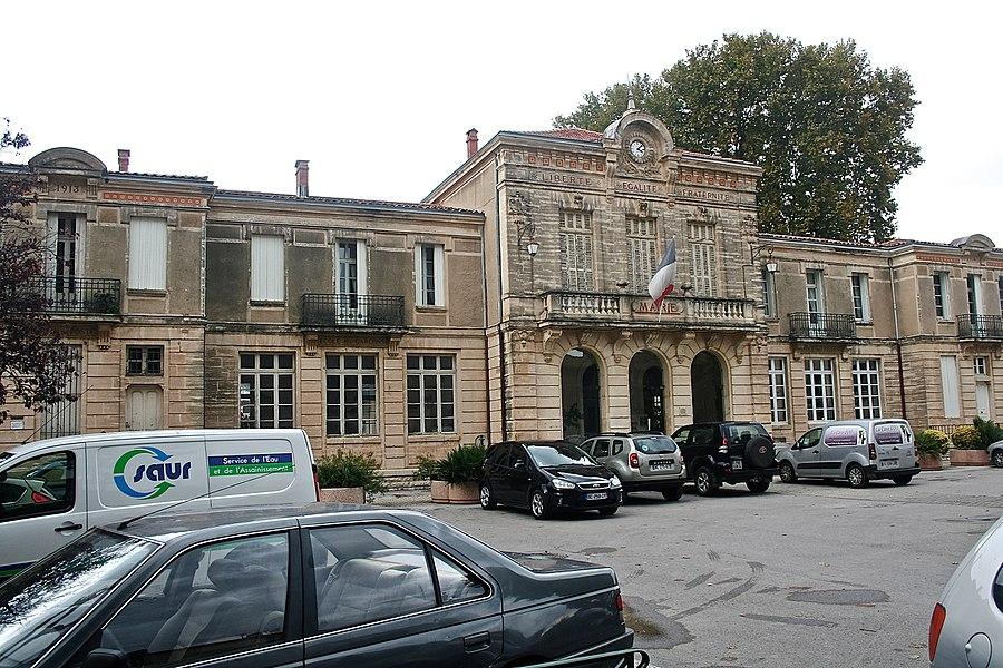Lavérune (Hérault) - mairie
