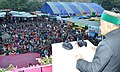 Lavi Mela-CM Virbhadra Singh's address at Part Bungalow during Levi Mela.jpg