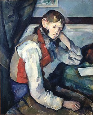 Image result for Boy in the Red Vest