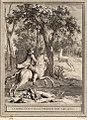 Le Mire-Oudry-La Fontaine - Le Cheval s'étant voulu venger du cerf.jpg