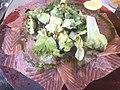 Le Mixt (Beynost) - carpaccio de saumon.JPG