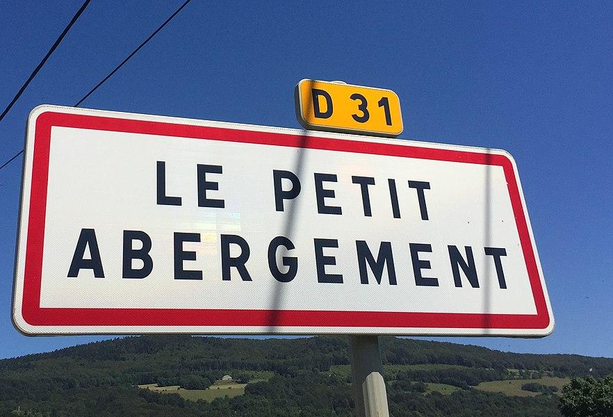 Le Petit-Abergement, Ain.