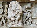 Le Temple de Lakshmana (Khajurâho) (8498177327).jpg