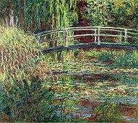 Le bassin aux nymphéas, harmonie rose Claude Monet.jpg