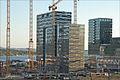 Le projet daménagement urbain Barcode près de lOpéra (Oslo) (4857017225).jpg
