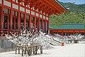 Le sanctuaire shinto Heian-Jingu (Kyoto, Japon) (42163073345).jpg