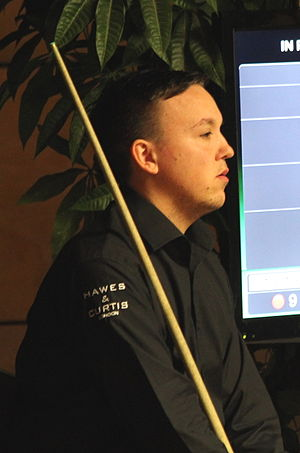 Lee Page - Lee Page at the Paul Hunter Classic 2014