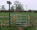 Leicestershire Round Public Footpath to Hoby - geograph.org.uk - 1240697.jpg
