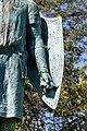 Leif Erikson Monument Humboldt Park Chicago Shield 2020-5.jpg