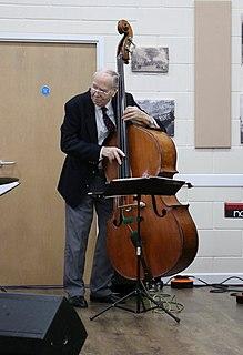 Len Skeat British musician
