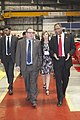 Lena Wilson and First Minister tour Weir Oil and Gas in Dubai.jpg