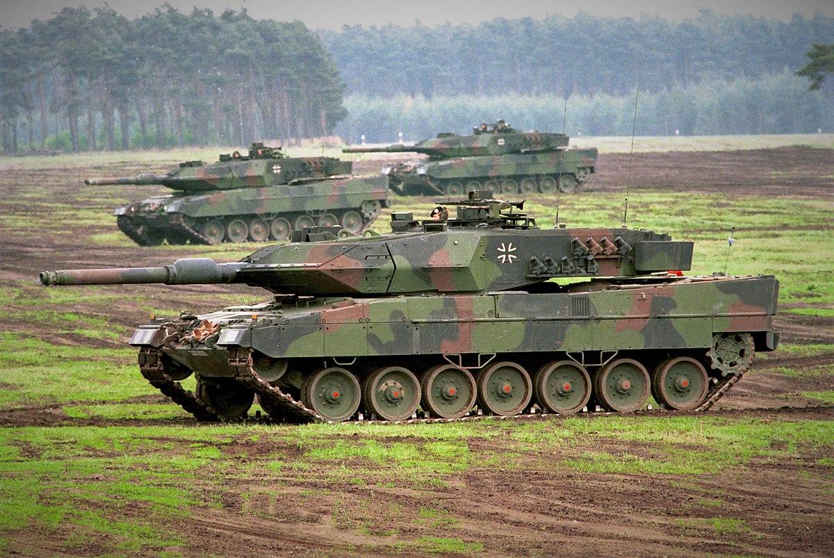 Battlefield 2 Tanks