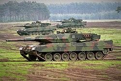 Resultado de imagen para Leopard II + alemania