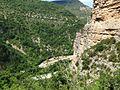 Les Falaises de Remuzat Parc Naturel Regional des Baronnies, France randonnée autour du Rocher du Caire.JPG