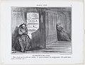 Les Théâtres au Mois d'Août, from Croquis d'Été, published in Le Charivari, August 21, 1856 MET DP876516.jpg