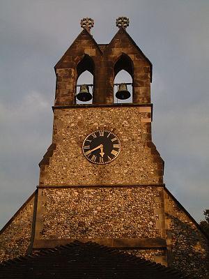 Leverstock Green - Holy Trinity Church.