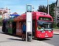 Liberec, Fügnerova, autobus 505 na lince 500.jpg