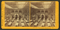 Lick House, Dining Room, J.W. Lawlor & Co., Proprietors, San Francisco, Cal, by Watkins, Carleton E., 1829-1916.png