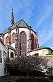 Liebfrauenkirche Koblenz. Spätgotischer Langchor (15. Jahrhundert).jpg