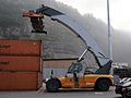 Liebherr LRS 645 Reachstacker Containerstapler 1.JPG