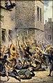 Liebscher, Adolf - Svržení konšelů s Novoměstské radnice 30. července 1419.jpg