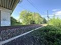 Ligne ferroviaire Mâcon Ambérieu près Autoroute A406 Crottet 9.jpg