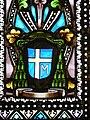 Ligueux église vitrail armoirie (1).JPG