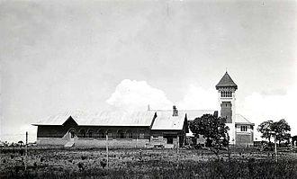 Likasi - View of Jadotville (Likasi), circa 1930.