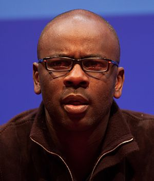 Lilian Thuram - Thuram in February 2013