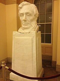 Bust of Abraham Lincoln (Borglum)