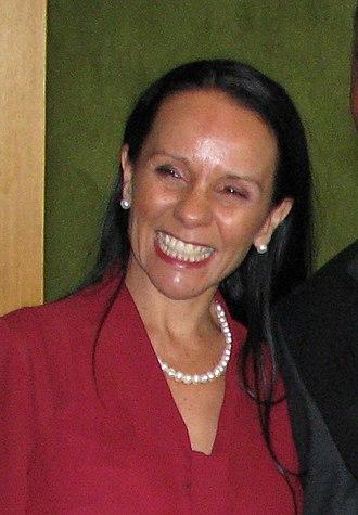 Linda Burney - Image: Linda Burney MP