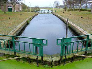 Midden-Drenthe - Canal through Midden-Drenthe