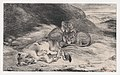 Lioness and Cubs MET DP874141.jpg