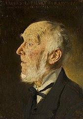 Portrait of Karl Liphart