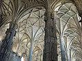 Lisboa, Igreja de Santa Maria de Belém, abóbada (11).jpg