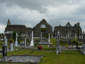 Lislaughtin Abbey from Graveyard.jpg