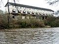 Living on Stilts, Crossford - geograph.org.uk - 143017.jpg