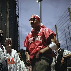 LL Cool J - LL Cool J in 2001.