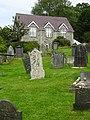 Llawddog, Eglwys Sant Llawddog Church, Cenarth, Carmarthenshire, Cymru Wales z17.jpg