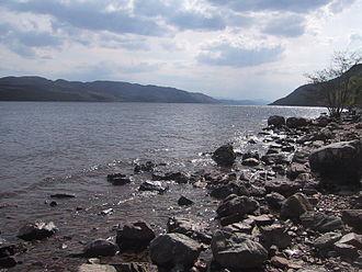 Loch Ness - Image: Loch Ness 0406
