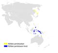 Locustella amnicola distribution map.png
