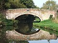 Lodgefield Bridge, Staffordshire and Worcestershire Canal - geograph.org.uk - 592156.jpg