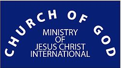 Logo of the Church of God Ministry of Jesus Christ International.jpg