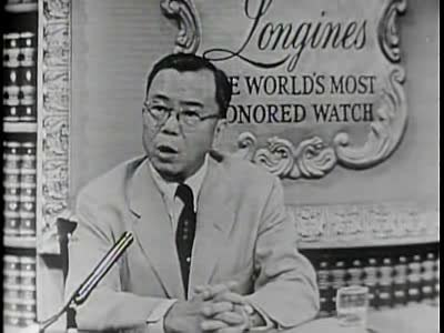 File:Longines Chronicles with Tsiang Tingfu 1954 ARC-96033.ogv