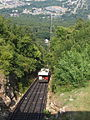 Lookout Mountain Incline Railway, above Chattanooga.jpg