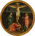 Lotto, madonna del rosario 12 crocifissione.jpg