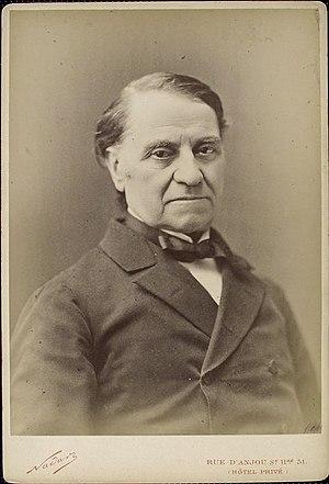 Louis Blanc - Louis Blanc in his last years.