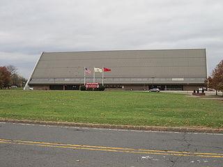 Rutgers Athletic Center Multi-purpose arena at Rutgers University