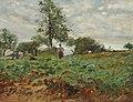Louis Tauzin - La récolte dans les champs à Verrière le Buisson.jpg