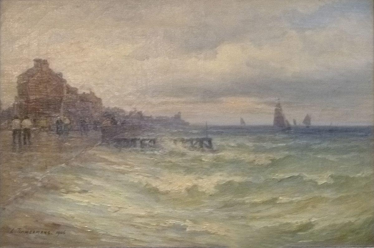 Louis Timmermans  Kunstschilder